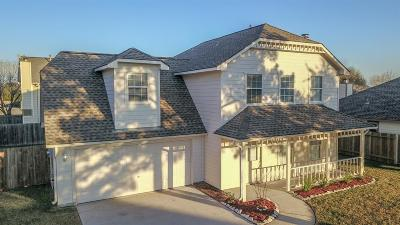 Tomball TX Single Family Home For Sale: $202,500