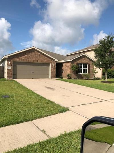 Rosenberg Single Family Home For Sale: 6822 Nectarine Lane