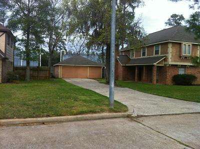 Single Family Home For Sale: 3330 Woodbriar Drive