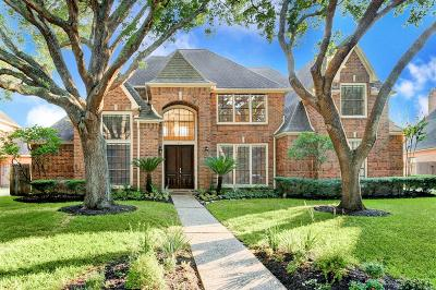 Katy Single Family Home For Sale: 1622 Kings Castle Drive