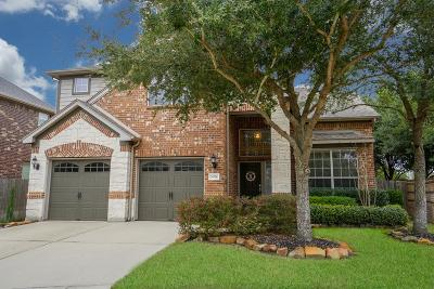 Cinco Ranch Single Family Home For Sale: 24706 Crystal Leaf Lane