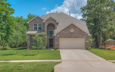 Montgomery Single Family Home For Sale: 12214 Walden Road