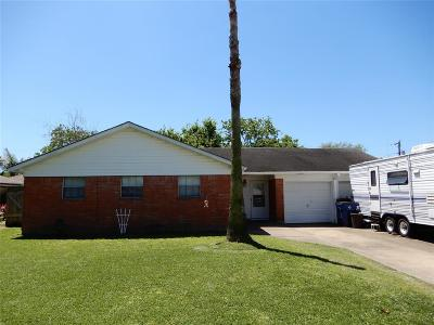 Galveston County Rental For Rent: 2825 Lynn Circle