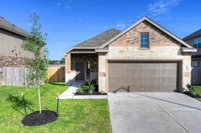 Single Family Home For Sale: 3411 Falling Brook Drive
