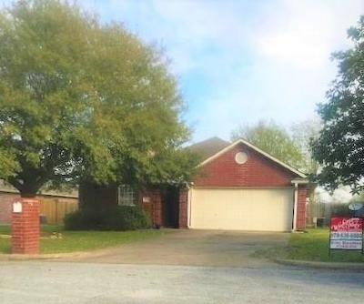 Navasota Single Family Home For Sale: 2111 White Wing