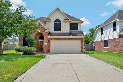 Pasadena Single Family Home For Sale: 5018 Pin Oak Drive