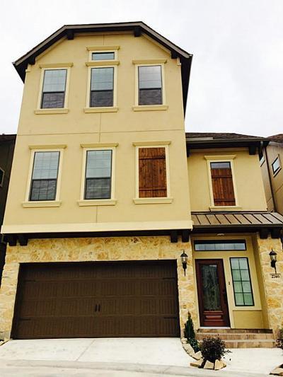 Kingwood Single Family Home For Sale: 2746 Kings Retreat