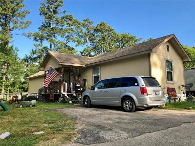 Baytown Multi Family Home For Sale: 3510 Fox Drive