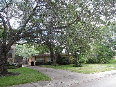Houston Single Family Home For Sale: 3606 Maroneal Street