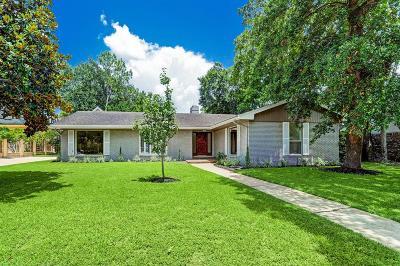 Meyerland Single Family Home For Sale: 9407 Cranleigh Court