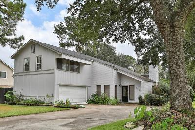 Galveston County, Harris County Single Family Home For Sale: 14423 Sugar Mill Circle