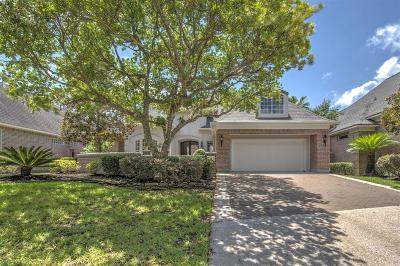 Kingwood Single Family Home For Sale: 23 Links Side Court