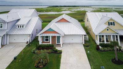 Texas City Single Family Home For Sale: 5010 Allen Cay Drive