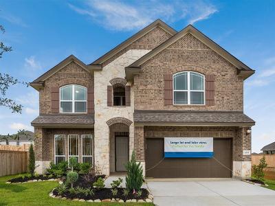 Manvel Single Family Home For Sale: 5215 Blue Canoe