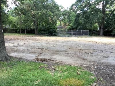 Houston Residential Lots & Land For Sale: 9330 Saddle Lane