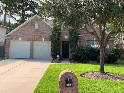 Spring TX Single Family Home For Sale: $238,500