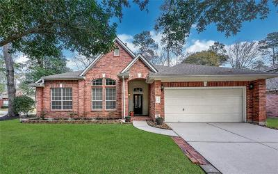 The Woodlands TX Single Family Home For Sale: $295,000