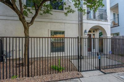 Harris County Condo/Townhouse For Sale: 1416 McIlhenny Street