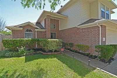 Houston Single Family Home For Sale: 14711 County Cress Drive
