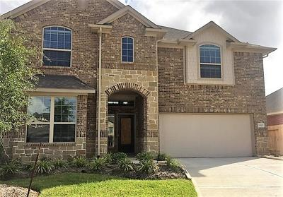 Katy Single Family Home For Sale: 24330 Kee Cresta