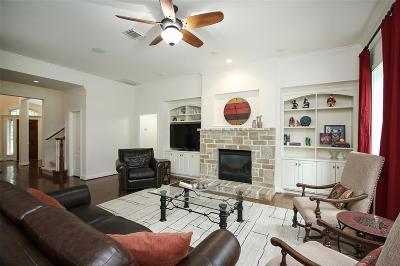 Cypress Single Family Home For Sale: 16027 Port Barrow Drive