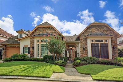 Houston TX Single Family Home For Sale: $995,000