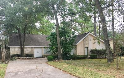 Spring Single Family Home For Sale: 19414 Enchanted Spring Drive