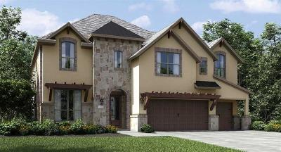 Tomball Single Family Home For Sale: 19142 Blue Hill Lane