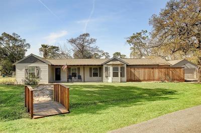 Garden Oaks Single Family Home For Sale: 718 W 30th Street