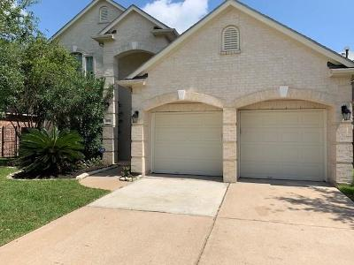 Cypress Single Family Home For Sale: 18026 Dunoon Bay Point Court