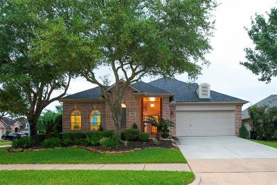 Sugar Land Single Family Home For Sale: 8826 Rippling Water Drive