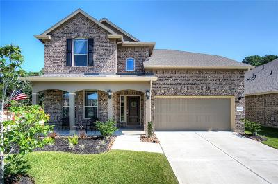 Tomball Single Family Home For Sale: 22622 Kenswick Bluff Lane