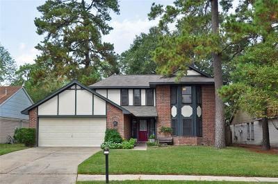 Spring Single Family Home For Sale: 9306 Jan Glen Lane