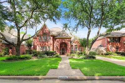 Houston Single Family Home For Sale: 14318 Championship Lane
