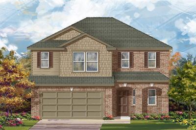 Houston Single Family Home For Sale: 12002 Deer Oak Drive