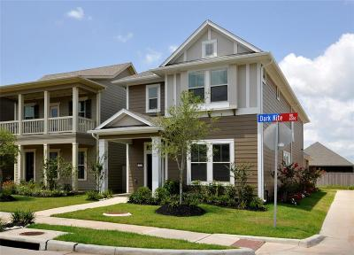 Missouri City Single Family Home For Sale: 6019 Dark Kite Trail