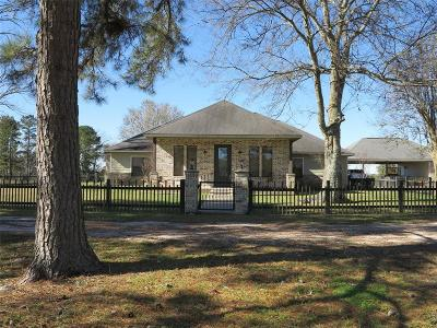 Cleveland Single Family Home For Sale: 900 Hargrove Lilley Lane