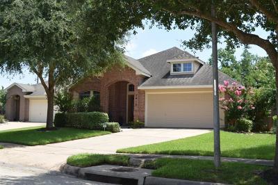 Missouri City Single Family Home For Sale: 3918 E Auden Circle