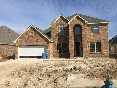 Manvel Single Family Home For Sale: 4303 Dalea Clover Drive