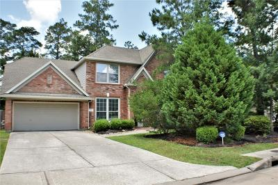 The Woodlands Single Family Home For Sale: 58 W French Oaks Circle