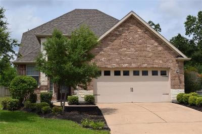 Tomball Single Family Home For Sale: 43 Tealight Place