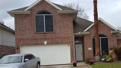 Spring Single Family Home For Sale: 2815 Green Lodge Circle