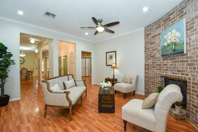 Bellaire Condo/Townhouse For Sale: 4426 Basswood Lane