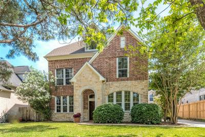 Houston Single Family Home For Sale: 3843 Aberdeen Way