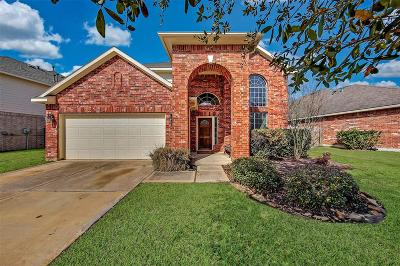 Katy Single Family Home For Sale: 25818 Orchard Knoll