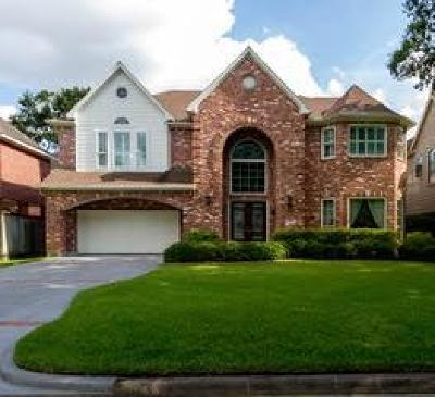 Bellaire Single Family Home For Sale: 5211 Patrick Henry Street
