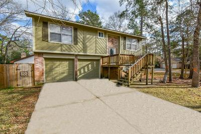 The Woodlands Single Family Home For Sale: 2 Ground Brier Court