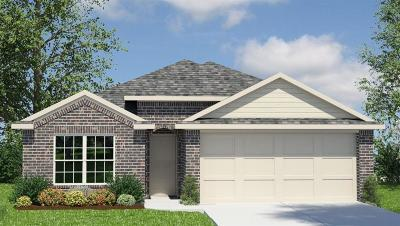 Tomball Single Family Home For Sale: 9903 Southern Bayberry