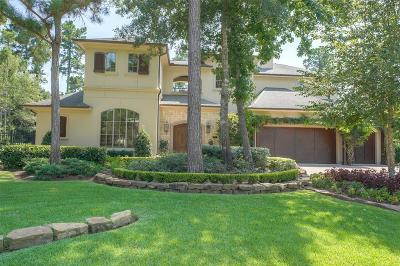 The Woodlands Single Family Home For Sale: 70 S Palmiera Circle