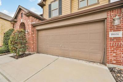 Katy Single Family Home For Sale: 18606 Balsam Creek Lane